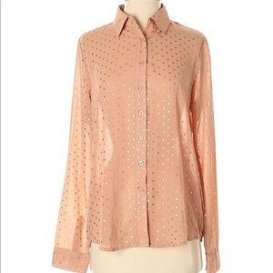 Tinley Road Tops - Tinley Road- Polkadot blouse